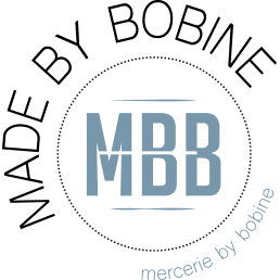 Logo Mercerie By Bobine